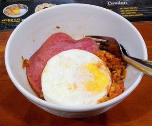 Foto 1 - Makanan(Mie Nuklir) di Warunk UpNormal oleh Novita Purnamasari