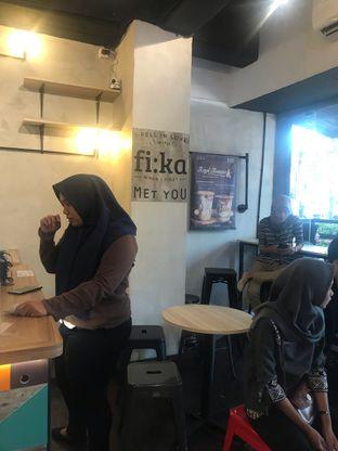 Foto 3 - Interior di Fi:ka Kedai Kafi oleh @Foodbuddies.id | Thyra Annisaa