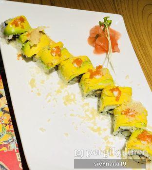 Foto 5 - Makanan(unagi avocado roll) di Izakaya Kai oleh Sienna Paramitha