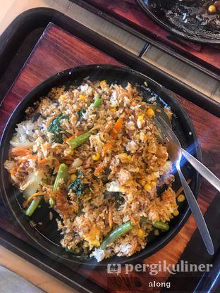 Foto 1 - Makanan(Bimbimbap) di Platter oleh #alongnyampah