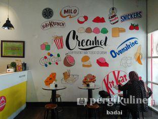 Foto 1 - Interior(sanitize(image.caption)) di Creamel Ice Cream oleh Winata Arafad