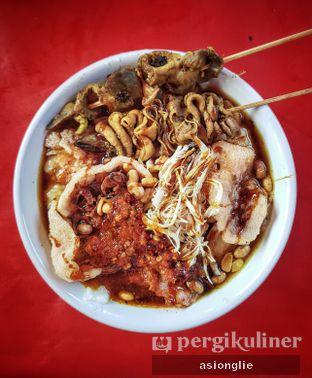Foto review Bubur Ayam Khas Cirebon Hanin 1 oleh Asiong Lie @makanajadah 3