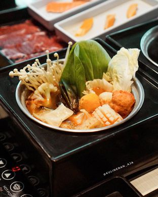 Foto 3 - Makanan di Royal Kashimura Japanese Shabu & BBQ oleh @kulineran_aja