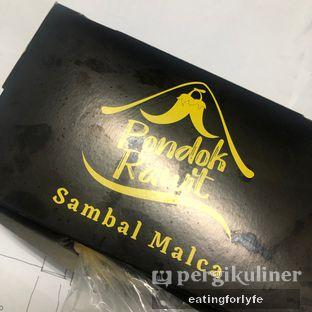 Foto review Pondok Rawit Sambal Malca oleh Fioo | @eatingforlyfe 1