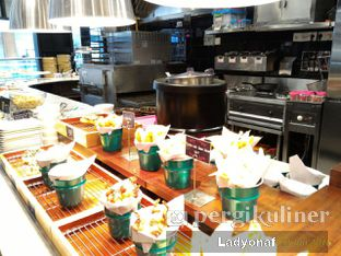 Foto 11 - Interior di The Kitchen by Pizza Hut oleh Ladyonaf @placetogoandeat