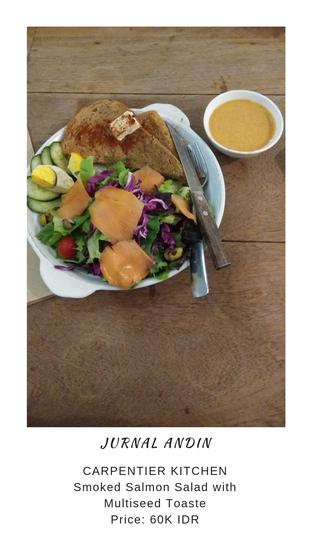 Foto 5 - Makanan(sanitize(image.caption)) di Carpentier Kitchen oleh andin sputri