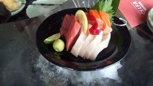 Foto 2 - Makanan(Sashimi 3 Kinds Moriawase) di Enmaru oleh Jocelin Muliawan