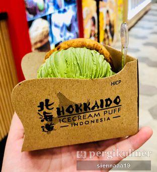 Foto review Hokkaido Icecream Puff oleh Sienna Paramitha 1