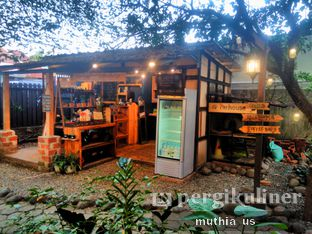 Foto 2 - Eksterior(Counter Non Coffee) di North Wood Cafe oleh Muthia US