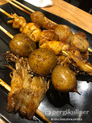 Foto 4 - Makanan di Shao Kao oleh Francine Alexandra