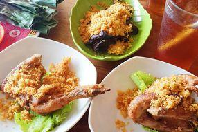 Foto Ayam Kremes Bu Tjondro