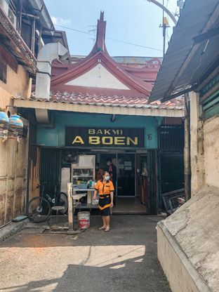 Foto 4 - Interior di Bakmi Aboen oleh Regina Laij