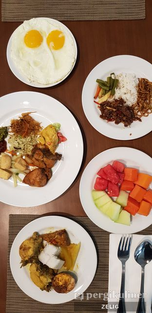 Foto review Spice Restaurant - Mercure Jakarta Kota Hotel oleh @teddyzelig  3