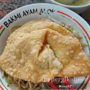 Foto 4 - Makanan di Bakmi Ayam Alok oleh Nana (IG: @foodlover_gallery)