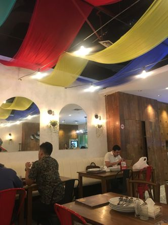 Foto Interior di Little India Restaurant