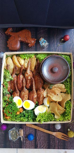 Foto - Makanan di Sate & Seafood Senayan oleh IG: FOODIOZ