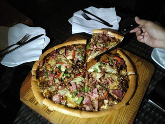 Foto Makanan di Milan Pizzeria Cafe