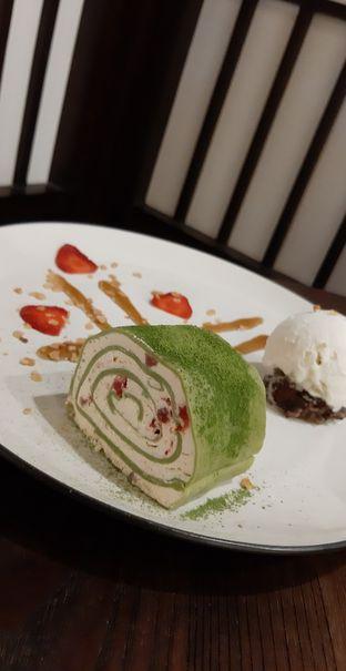 Foto 1 - Makanan di Amausaan Uji Matcha oleh Farras AM