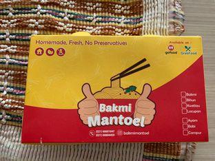 Foto 2 - Makanan di Bakmi Mantoel oleh Deasy Lim