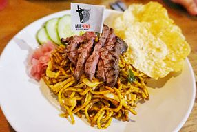 Foto Mie Aceh Wagyu (Mie-Gyu)