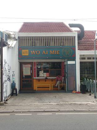 Foto review Wo Ai Mie oleh Nicole    @diaryanakmakan 2