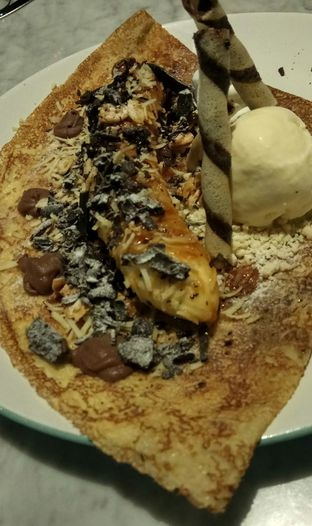 Foto 3 - Makanan(Nutella Banana Crepes) di Kitchenette oleh YSfoodspottings