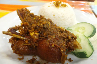 Foto 1 - Makanan di Kangkung Bakar oleh Mitha Komala