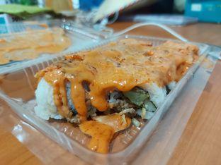 Foto review Tanoshi Sushi oleh cha_risyah  1