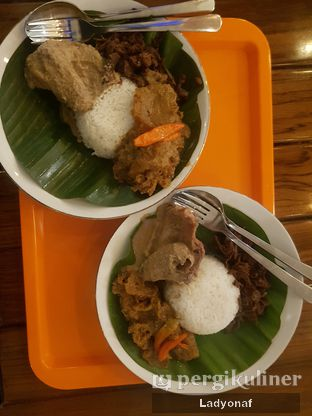 Foto 3 - Makanan di Gudeg Sagan oleh Ladyonaf @placetogoandeat