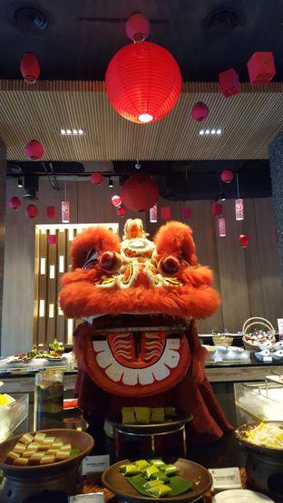 Foto review Catappa Restaurant - Hotel Grand Mercure Kemayoran oleh helloitsjenny jenny 2