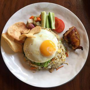 Foto 2 - Makanan(Nasi Goreng K2) di Kayu - Kayu Restaurant oleh Yuliana Marbun