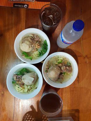 Foto 1 - Makanan di Bakso Boedjangan oleh Amrinayu