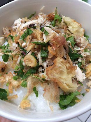 Foto 1 - Makanan di Bubur Ayam Pak H. Amid oleh Sri Yuliawati