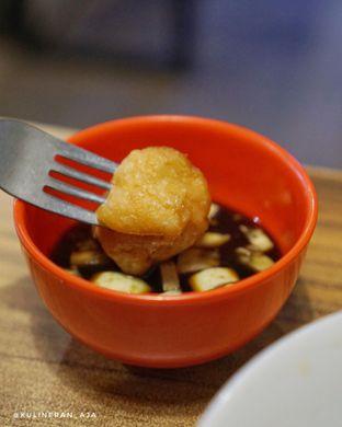Foto 2 - Makanan di Baso & Mie Ayam Son Hajisony oleh @kulineran_aja
