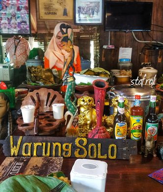 Foto Interior di Waroeng Solo