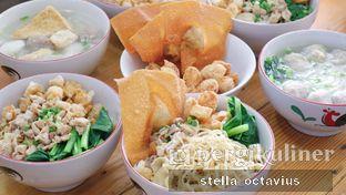 Foto 2 - Makanan(Bakso Goreng) di Mieyabi (Mie Ayam Sabi) oleh Stella @stellaoctavius
