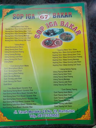 Foto review Seafood 67 Vinza oleh Threesiana Dheriyani 4