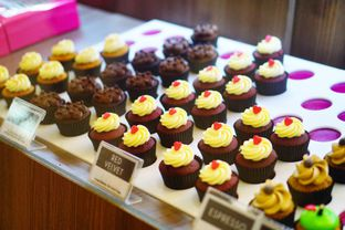 Foto 4 - Makanan di Twelve Cupcakes oleh Nanakoot