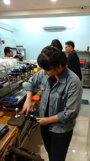 Foto 3 - Interior(latte art) di Toraja Coffee House oleh Andreas ( IG : ommakanom )