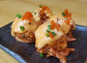 9 Sushi di PIK yang Rasanya Juara
