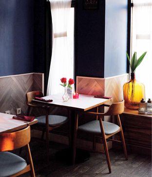 Foto 22 - Interior di Bleu Alley Brasserie oleh yudistira ishak abrar