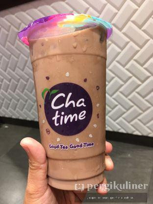 Foto review Chatime oleh @mamiclairedoyanmakan  2