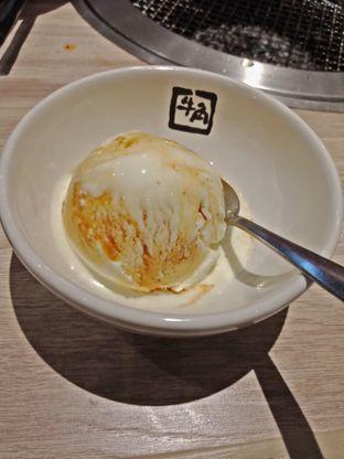 Foto 3 - Makanan(Gyu kaku ice cream) di Gyu Kaku oleh Elena Kartika