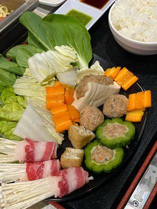 Foto 6 - Makanan di Hattori Shabu - Shabu & Yakiniku oleh Levina JV (IG : levina_eat )