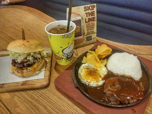 Foto 1 - Makanan di FATBURGER oleh yudistira ishak abrar