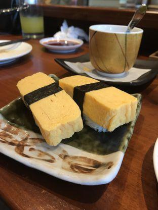 Foto 4 - Makanan(Tamago Sushi) di Sushi Masa oleh Aireen Puspanagara