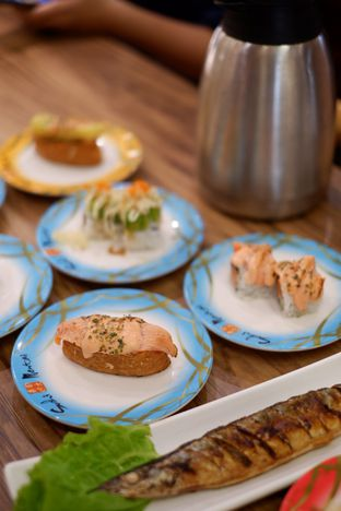 Foto review Sushi Mentai oleh Hendry Jonathan 4