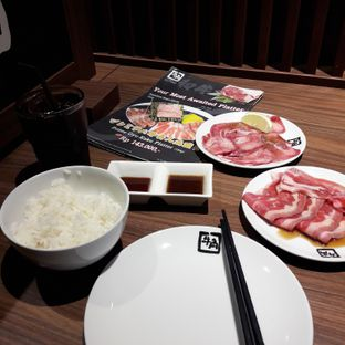 Foto review Gyu Kaku oleh Yulia Amanda 4