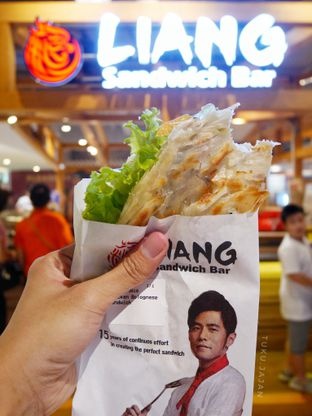 Foto review Liang Sandwich Bar oleh Acuan Lim 2