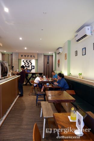 Foto review TYFEL COFFEE oleh Illya Adista 12